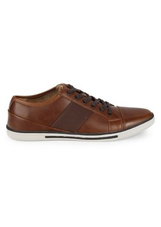 Kenneth Cole Challis Faux Leather Sneakers