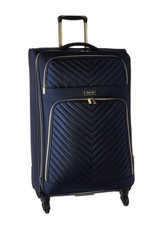 "Kenneth Cole Chelsea - 28"" Quilted Expandable 4-Wheel Upright Pullman"