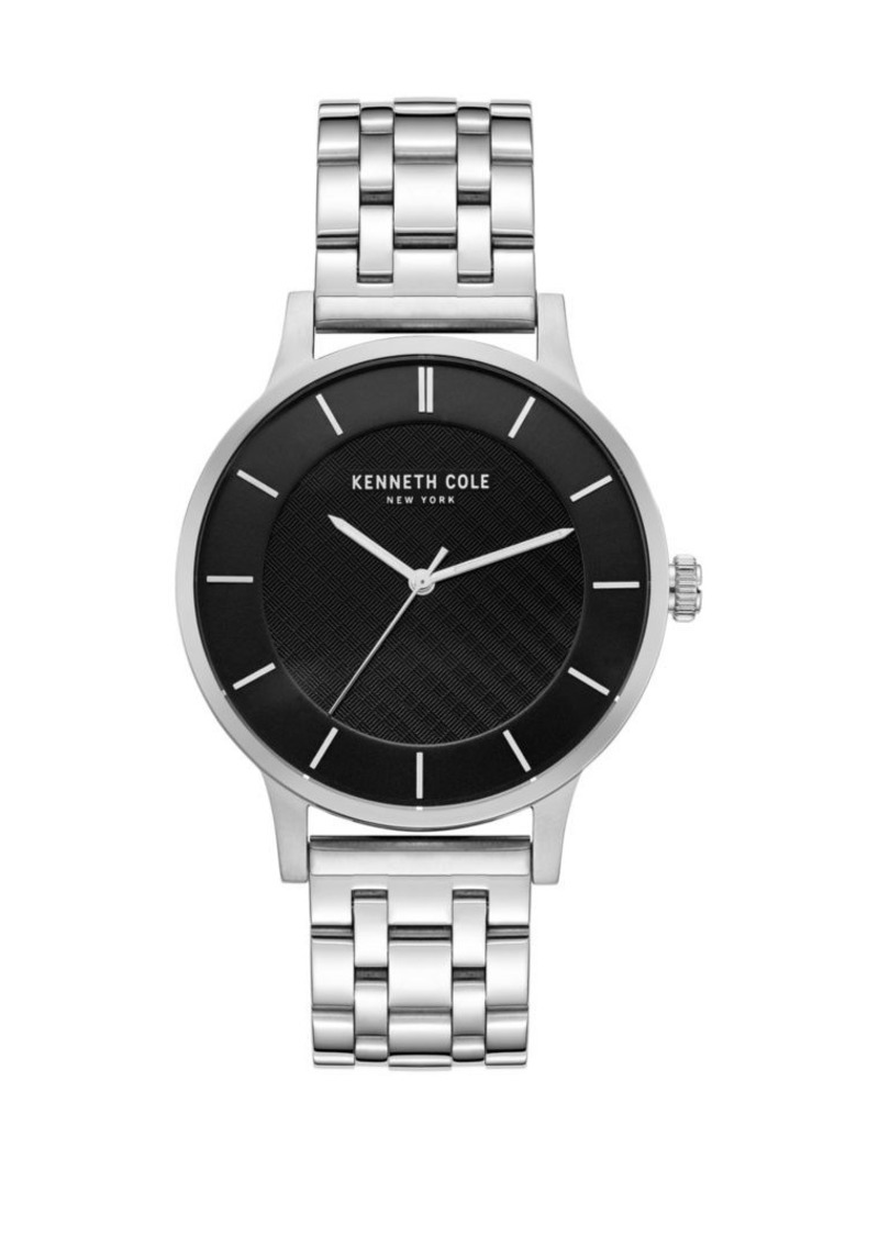 Kenneth Cole Classic Stainless Steel Bracelet Watch