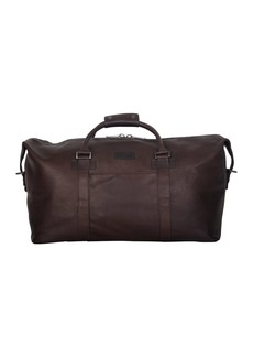 "Kenneth Cole Colombian Leather 20"" Duffel Bag"