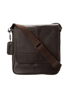 Kenneth Cole Columbian Leather Vertical Flapover Tablet Case