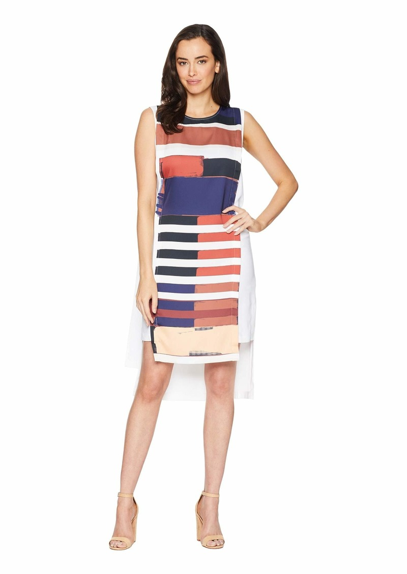 Kenneth Cole Column Dress