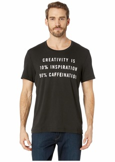 Kenneth Cole Creativity = Caffeination Graphic Tee