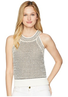 Kenneth Cole Cropped Tank Top