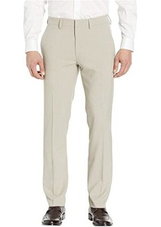 Kenneth Cole Crosshatch Stretch Slim Dress Pants