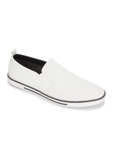 Kenneth Cole Crown Perforated Slip-On Sneaker
