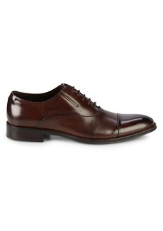 Kenneth Cole Design Leather Oxfords