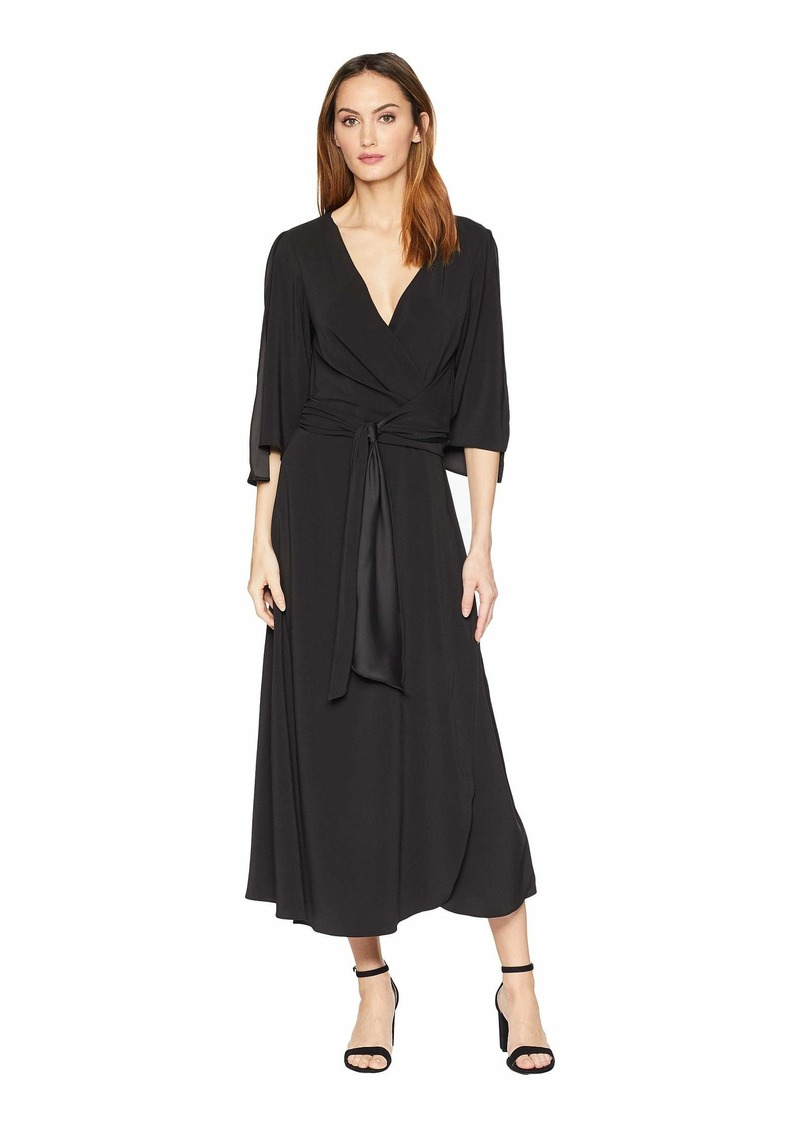Kenneth Cole Drapy Maxi Dress