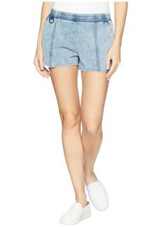 Kenneth Cole Elastic Waist Shorts