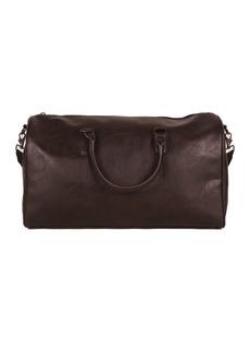 Kenneth Cole Faux Leather Duffel Bag