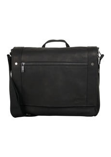 Kenneth Cole Flapover Messenger Bag