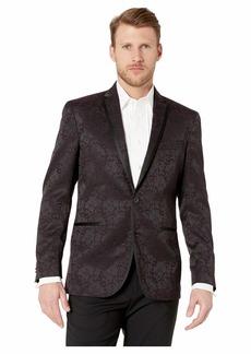 Kenneth Cole Floral Evening Jacket
