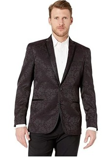 Kenneth Cole Floral Evening Jacket