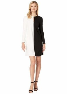 Kenneth Cole Half and Half Dress