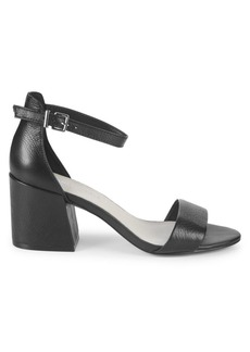 Kenneth Cole Hannon Block Heel Sandals