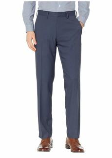 Kenneth Cole Heather Stretch Gab Modern Fit Dress Pants