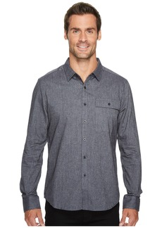 Kenneth Cole Herringbone Shirt