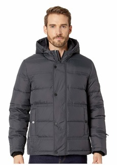 Kenneth Cole Hooded Puffer