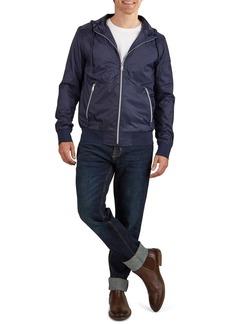 Kenneth Cole Hooded Windbreaker Jacket