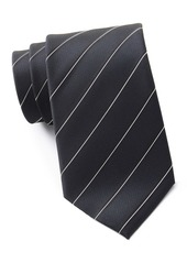 Kenneth Cole Iridescent Simple Silk Blend Tie
