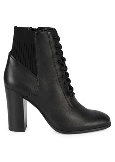 Kenneth Cole Jackie Lace Up Ankle Boots