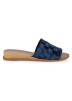 Kenneth Cole Joanne Woven Slides