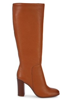 Kenneth Cole Justin Knee-High Leather Boots