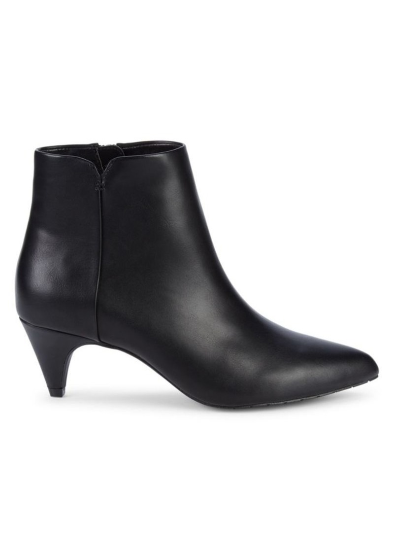 Kenneth Cole Karri Faux Leather Booties