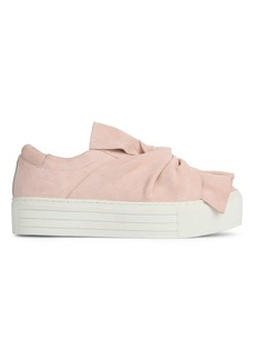 Kenneth Cole Aaron Suede Platform Sneakers