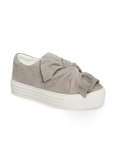 Kenneth Cole Aaron Twisted Knot Flatform Sneaker (Women)