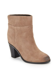Kenneth Cole Allie Pull-On Leather Booties