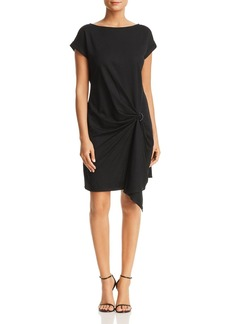 Kenneth Cole Asymmetric Hem Dress