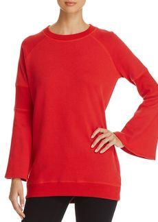 Kenneth Cole Bell Sleeve Sweatshirt