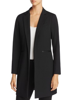 Kenneth Cole Blazer-Style Longline Jacket