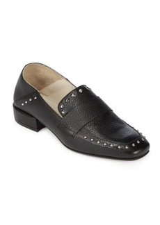 Kenneth Cole Bowan Leather Slip-On Loafers