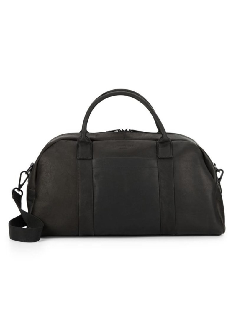 Kenneth Cole Colombian Leather Duffle Bag