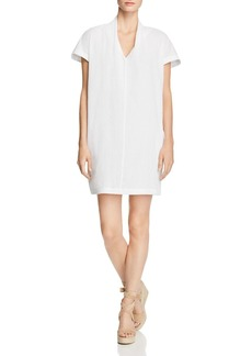 Kenneth Cole Cotton Gauze Shift Dress