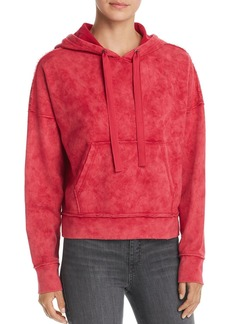 Kenneth Cole Cropped Hoodie