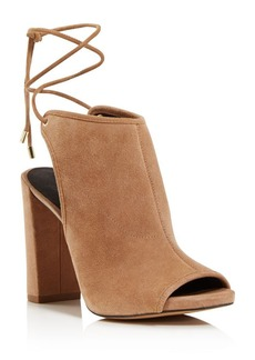 Kenneth Cole Darla Open Toe Block Heel Sandals