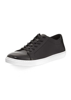 Kenneth Cole Design Leather Lace-Up Sneaker