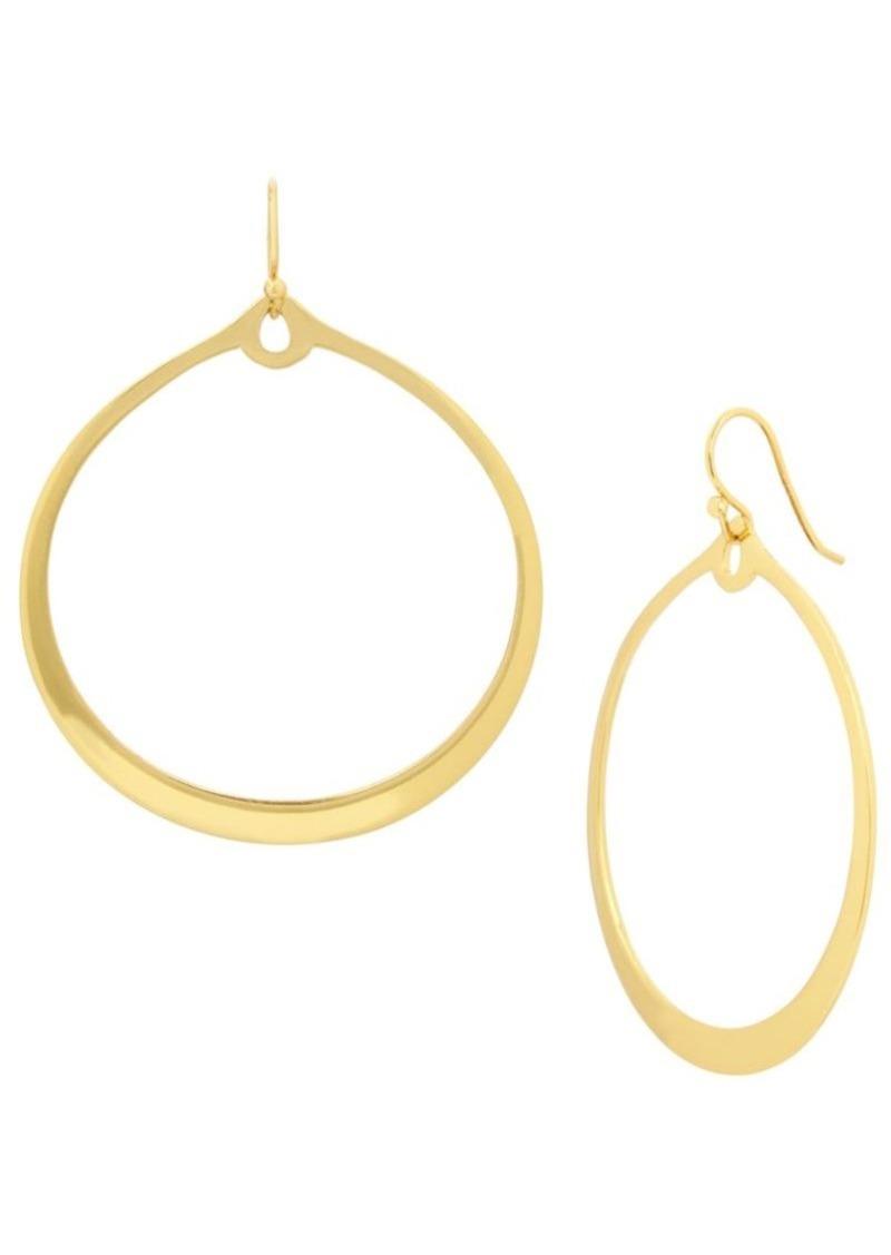 Earring Boost Hoop Earrings 1 6 Kenneth Cole