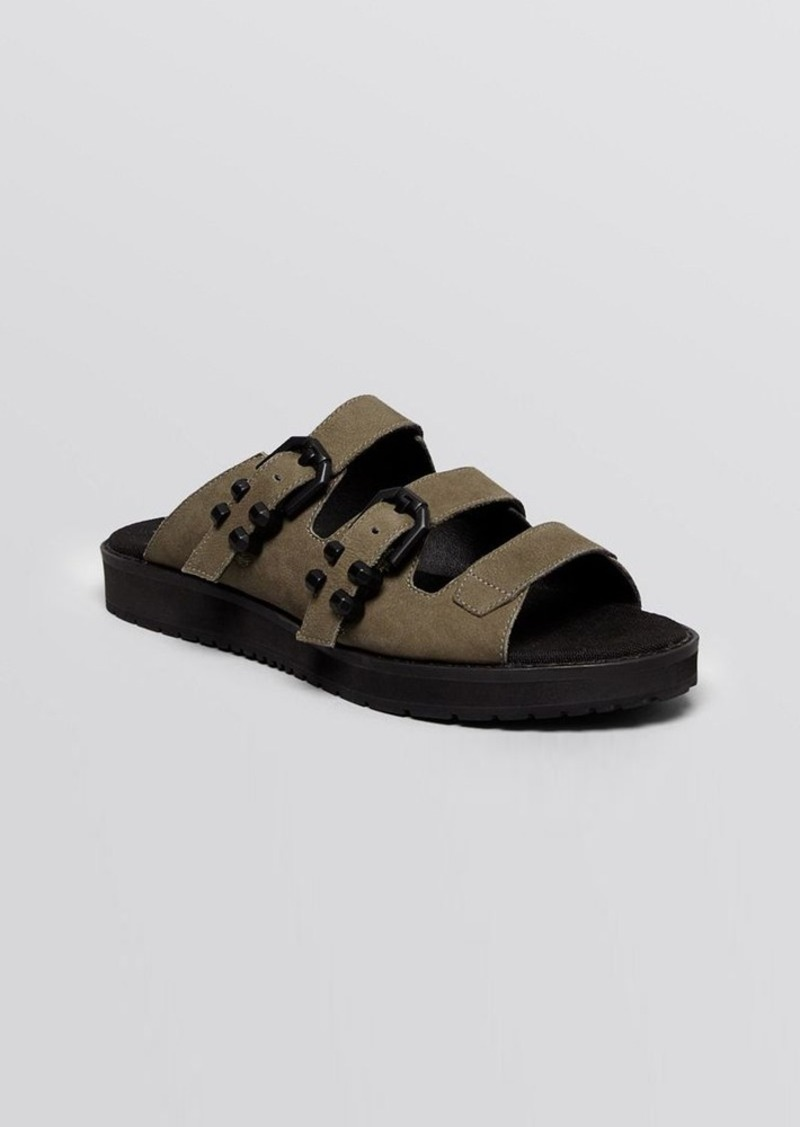 Kenneth Cole Flat Slip On Sandals - Hanson
