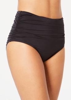 Kenneth Cole High-Waist Bikini Bottoms Women's Swimsuit