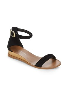 Kenneth Cole Jocelyn Suede Wedge Sandals