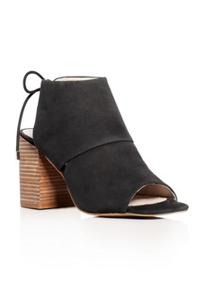 Kenneth Cole Katarina Ankle Tie Block Heel Sandals