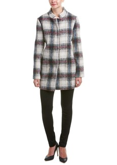 Kenneth Cole Kenneth Cole New York Plaid Wool...