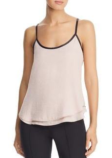 Kenneth Cole Layered Camisole Top
