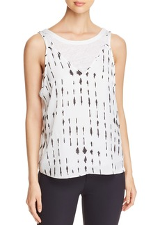 Kenneth Cole Layered Tank