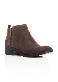 Kenneth Cole Levon Low Heel Booties