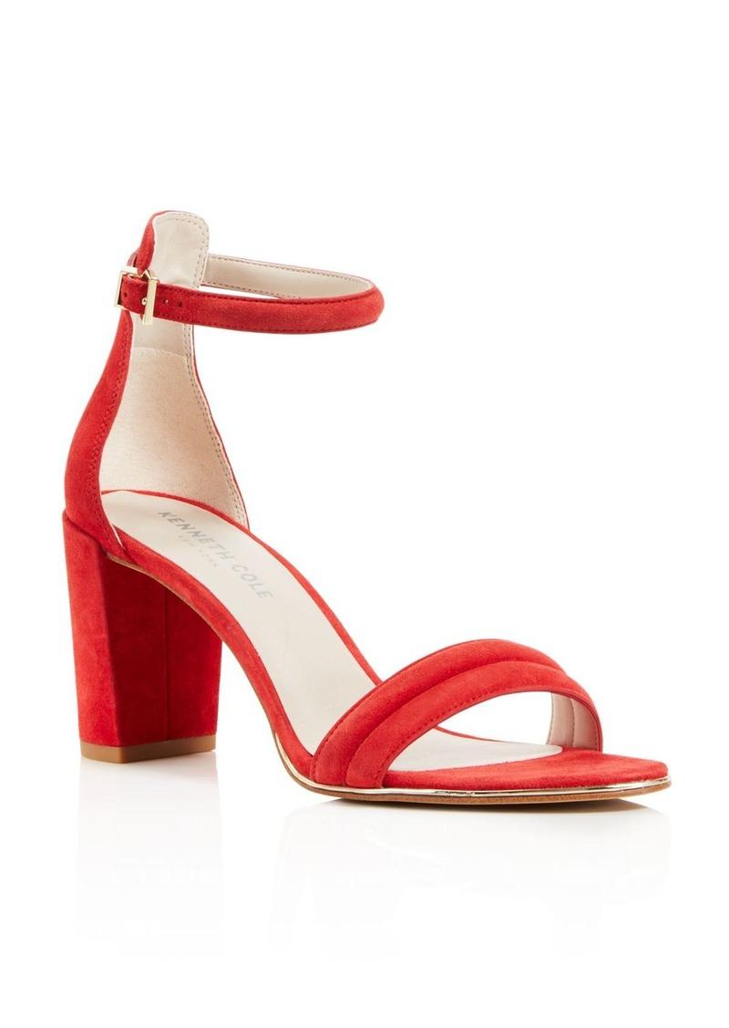 2af1711ace9 Kenneth Cole Kenneth Cole Lex Ankle Strap High-Heel Sandals
